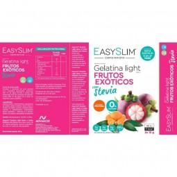 Easyslim Gelatina Light Frutos Exóticos Stevia - 2 x 15 g - comprar Easyslim Gelatina Light Frutos Exóticos Stevia - 2 x 15 g...