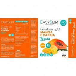 Easyslim Gelatina Light Manga Papaia Stevia - 2 x 15 g - comprar Easyslim Gelatina Light Manga Papaia Stevia - 2 x 15 g onlin...