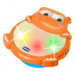 Chicco Brinquedo Tambor Hippo 6-36M - 1 brinquedo - comprar Chicco Brinquedo Tambor Hippo 6-36M - 1 brinquedo online - Farmác...