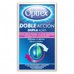 Optrex Colírio Dupla Ação Olhos Secos - 10 mL - comprar Optrex Colírio Dupla Ação Olhos Secos - 10 mL online - Farmácia Barre...