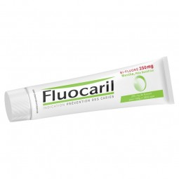 Fluocaril Pasta de Dentes Mentol Duo - 2 x 75 mL - comprar Fluocaril Pasta de Dentes Mentol Duo - 2 x 75 mL online - Farmácia...