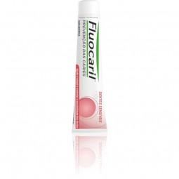 Fluocaril Pasta de Dentes Sensíveis Duo - 2 x 75 mL - comprar Fluocaril Pasta de Dentes Sensíveis Duo - 2 x 75 mL online - Fa...
