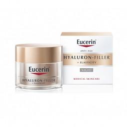 Eucerin Hyaluron-Filler + Elasticity Creme Noite - 50 mL - comprar Eucerin Hyaluron-Filler + Elasticity Creme Noite - 50 mL o...