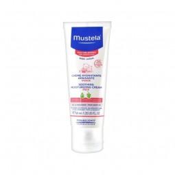 Mustela Bebé Pele Normal Creme Hidratante Calmante Rosto c/ Desconto 50% 2ª Embalagem - 2 x 40 mL - comprar Mustela Bebé Pele...