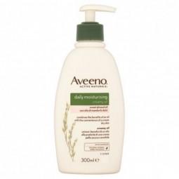 Aveeno Daily Moisturising Creamy Oil - 300 mL - comprar Aveeno Daily Moisturising Creamy Oil - 300 mL online - Farmácia Barre...