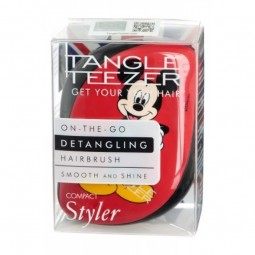 Tangle Teezer Compact Styler Disney Mickey - 1 escova de cabelo - comprar Tangle Teezer Compact Styler Disney Mickey - 1 esco...