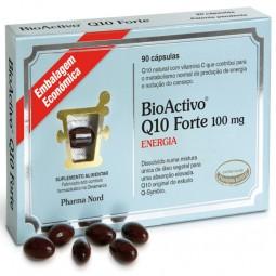 Bioactivo Q10 Forte 100mg - 90 cápsulas - comprar Bioactivo Q10 Forte 100mg - 90 cápsulas online - Farmácia Barreiros - farmá...
