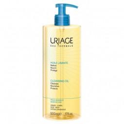 Uriage Óleo Lavante - 500 mL - comprar Uriage Óleo Lavante - 500 mL online - Farmácia Barreiros - farmácia de serviço