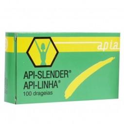 Api-Slender Api-linha - 100 drageias - comprar Api-Slender Api-linha - 100 drageias online - Farmácia Barreiros - farmácia de...