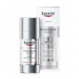 Eucerin Hyaluron-Filler Sérum & Peeling Noite - 30 mL - comprar Eucerin Hyaluron-Filler Sérum & Peeling Noite - 30 mL online ...