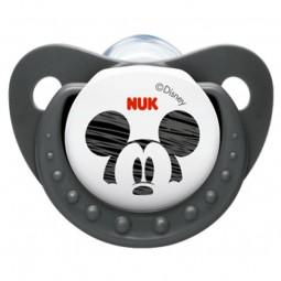 Nuk Trendline Chupeta Mickey Mouse Silicone 6-18M - 1 chupeta - comprar Nuk Trendline Chupeta Mickey Mouse Silicone 6-18M - 1...