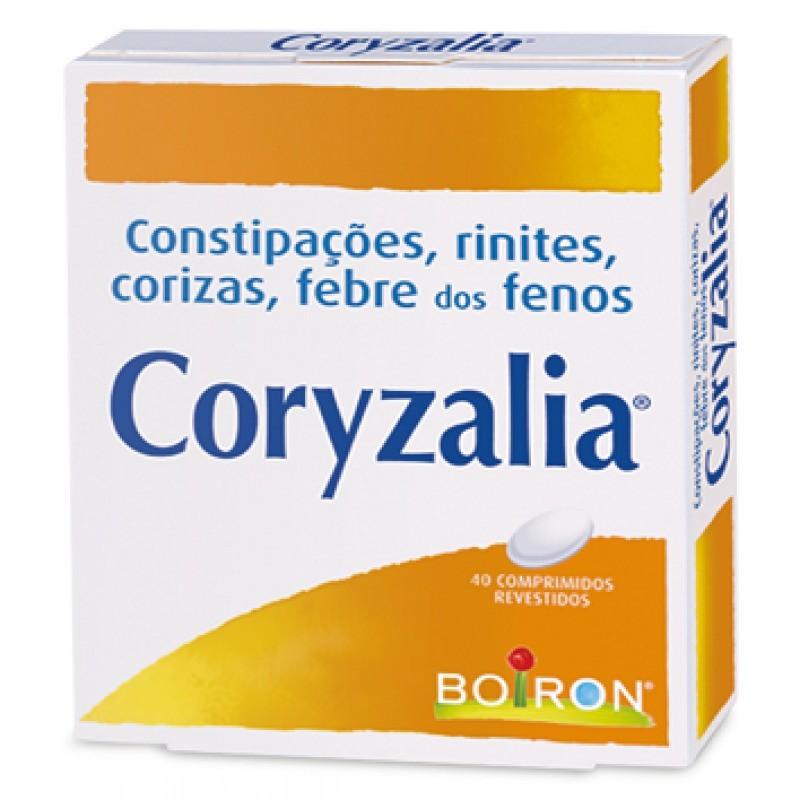 Coryzalia - 40 comprimidos - comprar Coryzalia - 40 comprimidos online - Farmácia Barreiros - farmácia de serviço