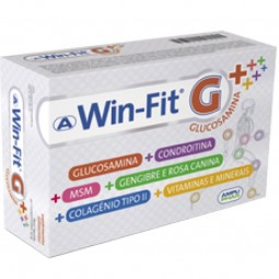 Win Fit Pack Económico Glucosamina - 2 x 30 cápsulas - comprar Win Fit Pack Económico Glucosamina - 2 x 30 cápsulas online - ...