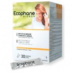 Ecophane Biorga Saquetas c/ Oferta Ecophane Biorga Champô Fortificante - 30 saquetas + 100 mL - comprar Ecophane Biorga Saque...