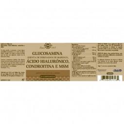 Glucosamina Ácido Hialurónico Condroitina E MSM - 60 comprimidos - comprar Glucosamina Ácido Hialurónico Condroitina E MSM - ...
