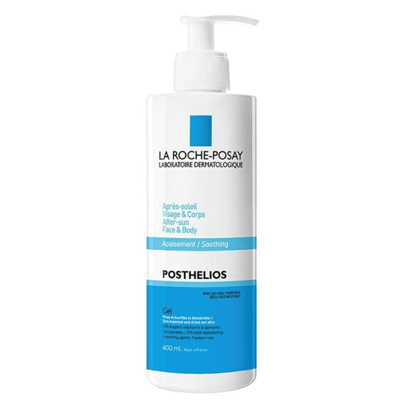 La Roche-Posay Posthelios After-Sun Gel Reparador - 400mL - comprar La Roche-Posay Posthelios After-Sun Gel Reparador - 400mL...