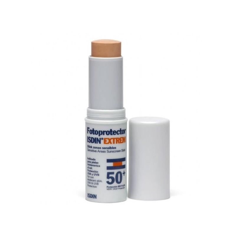 ISDIN Fotoprotetor Extrem Zonas Sensíveis SPF50+ - 9g - comprar ISDIN Fotoprotetor Extrem Zonas Sensíveis SPF50+ - 9g online ...