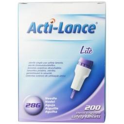 Acti-Lance Lite - 200 lancetas - comprar Acti-Lance Lite - 200 lancetas online - Farmácia Barreiros - farmácia de serviço