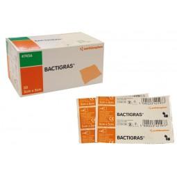 Bactigras Penso 5 x 5 cm - 50 unidades - comprar Bactigras Penso 5 x 5 cm - 50 unidades online - Farmácia Barreiros - farmáci...