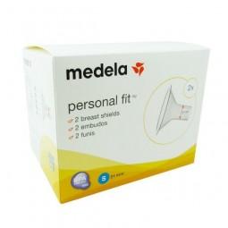 Medela PersonalFit Tamanho S 21mm - 2un - comprar Medela PersonalFit Tamanho S 21mm - 2un online - Farmácia Barreiros - farmá...