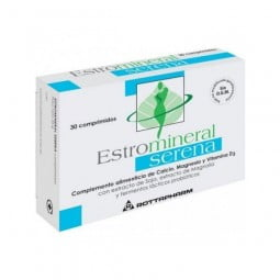 Rottapharm Estromineral Serena - 30 comprimidos - comprar Rottapharm Estromineral Serena - 30 comprimidos online - Farmácia B...