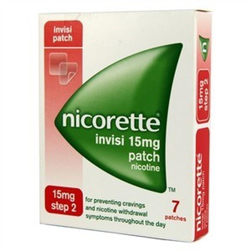 Nicorette Invisipatch 15mg/16h - 14 sistemas transdérmicos - comprar Nicorette Invisipatch 15mg/16h - 14 sistemas transdérmic...