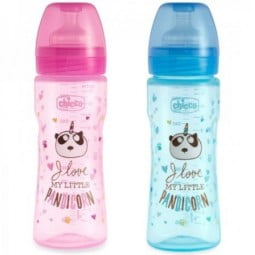 Chicco Biberão Love Silicone 4 Meses + - 330ml - comprar Chicco Biberão Love Silicone 4 Meses + - 330ml online - Farmácia Bar...