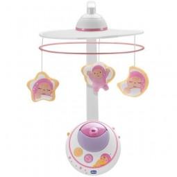 Chicco Móbile First Dreams Estrelas Mágicas Rosa 0 Meses + - 1 unidade - comprar Chicco Móbile First Dreams Estrelas Mágicas ...