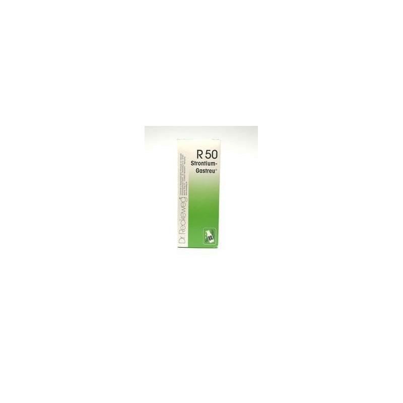 Dr. Reckeweg R50 Gotas - 50ml - comprar Dr. Reckeweg R50 Gotas - 50ml online - Farmácia Barreiros - farmácia de serviço
