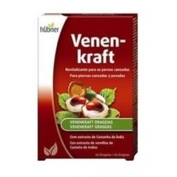 Hübner Venen-Kraft - 60 drageias - comprar Hübner Venen-Kraft - 60 drageias online - Farmácia Barreiros - farmácia de serviço