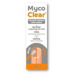 Myco Clear Solução Fúngica 3 em 1 - 4ml - comprar Myco Clear Solução Fúngica 3 em 1 - 4ml online - Farmácia Barreiros - farmá...