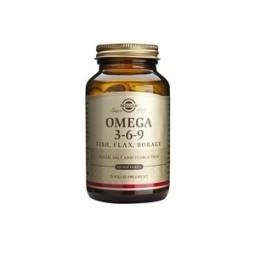 Solgar Ómega 3-6-9 - 60 cápsulas moles - comprar Solgar Ómega 3-6-9 - 60 cápsulas moles online - Farmácia Barreiros - farmáci...
