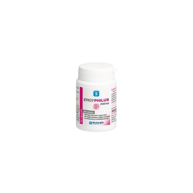 Nutergia Ergyphilus Intima - 60 cápsulas - comprar Nutergia Ergyphilus Intima - 60 cápsulas online - Farmácia Barreiros - far...