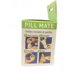 Pill Mate Partidor e Triturador de Comprimidos 4em1 - 1 unidade - comprar Pill Mate Partidor e Triturador de Comprimidos 4em1...