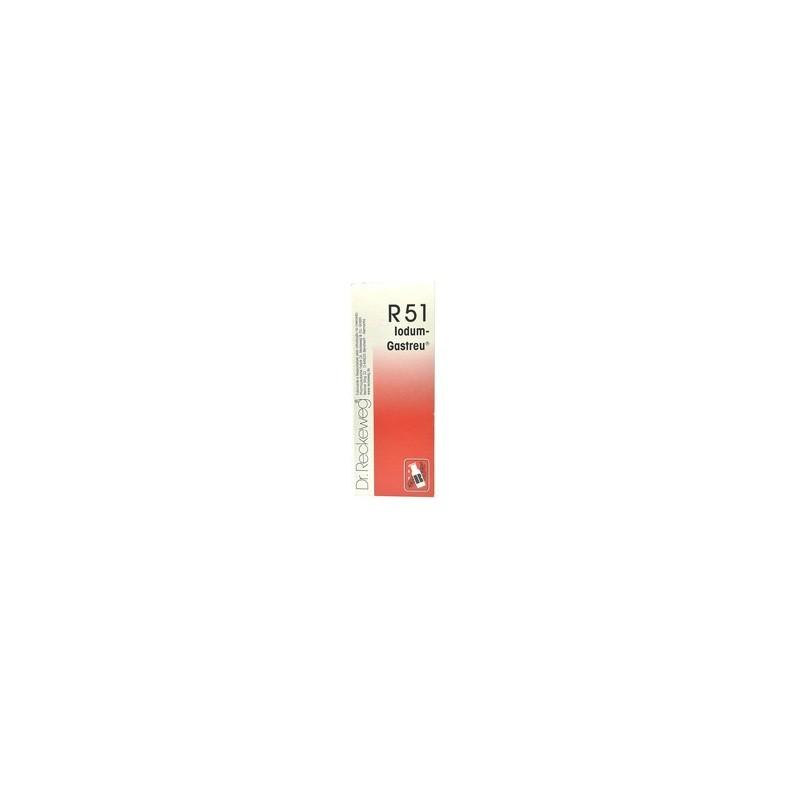 Dr. Reckeweg R51 Gotas - 50ml - comprar Dr. Reckeweg R51 Gotas - 50ml online - Farmácia Barreiros - farmácia de serviço