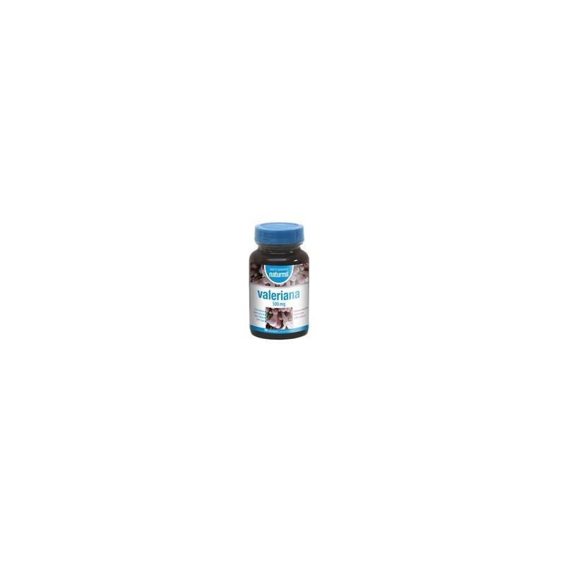 Naturmil Valeriana 500mg - 90 comprimidos - comprar Naturmil Valeriana 500mg - 90 comprimidos online - Farmácia Barreiros - f...