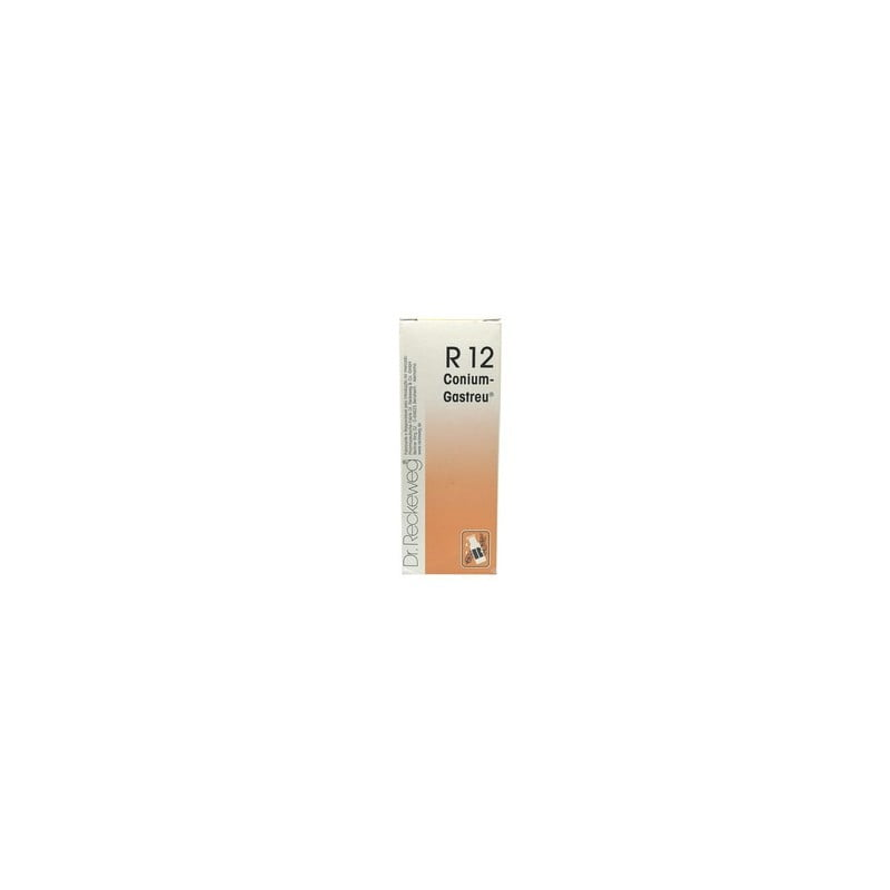 Dr. Reckeweg R12 Gotas 50ml - 1un - comprar Dr. Reckeweg R12 Gotas 50ml - 1un online - Farmácia Barreiros - farmácia de serviço