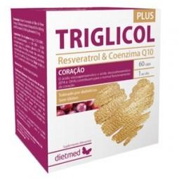 Dietmed Triglicol Plus - 60 comprimidos - comprar Dietmed Triglicol Plus - 60 comprimidos online - Farmácia Barreiros - farmá...