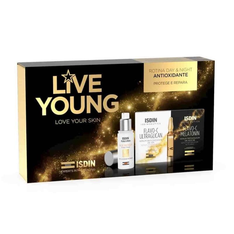 ISDIN Coffret Isdinceutis Foto Age Pack Antioxidante Dia e Noite - 1 unidade - comprar ISDIN Coffret Isdinceutis Foto Age Pac...