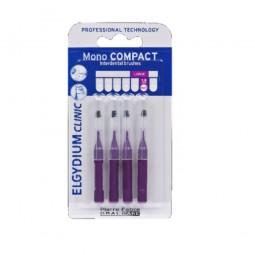 Elgydium Clinic Escovilhão Mono Compac Roxo - 4 unidades - comprar Elgydium Clinic Escovilhão Mono Compac Roxo - 4 unidades o...