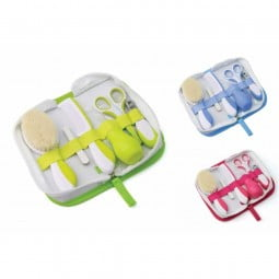Nuvita Kit Baby Care Acessórios - 6 unidades - comprar Nuvita Kit Baby Care Acessórios - 6 unidades online - Farmácia Barreir...