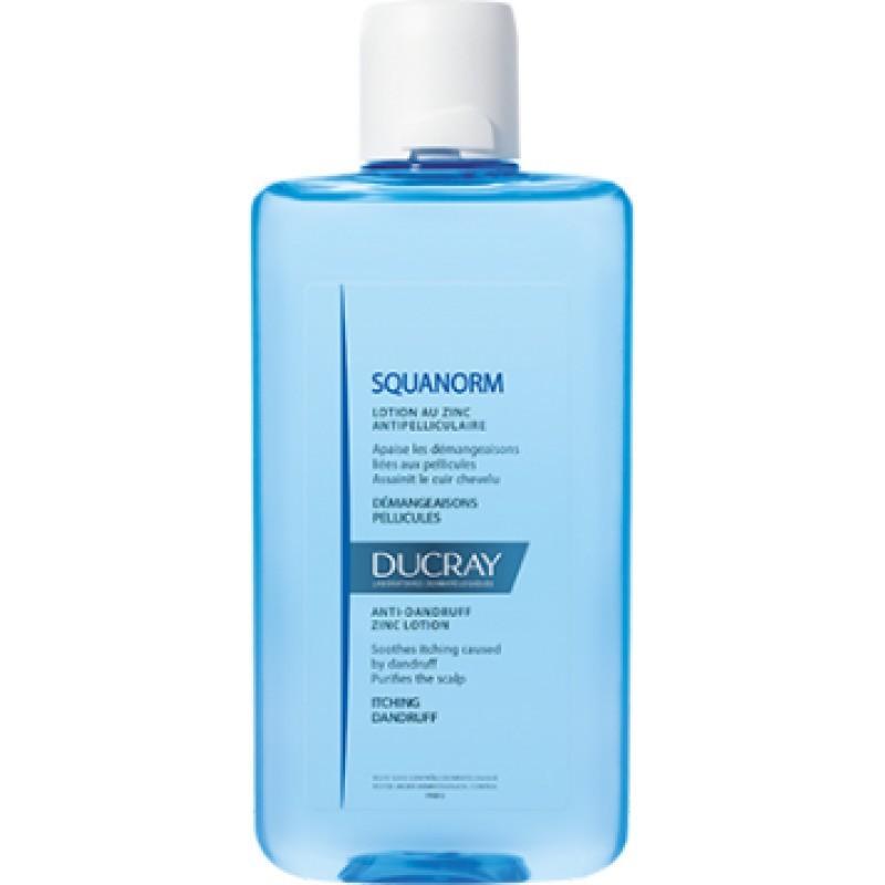 Ducray Squanorm Loção Anticaspa - 200 mL - comprar Ducray Squanorm Loção Anticaspa - 200 mL online - Farmácia Barreiros - far...