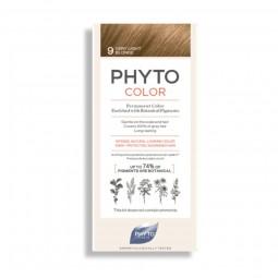 Phyto Phytocolor Coloração Permanente 9 Louro Muito Claro - 1 kit - comprar Phyto Phytocolor Coloração Permanente 9 Louro Mui...