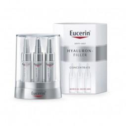 Eucerin Hyaluron Filler Vitamina C Sérum Anti-Rugas Revitalizante - 3 x 7,5ml - comprar Eucerin Hyaluron Filler Vitamina C Sé...
