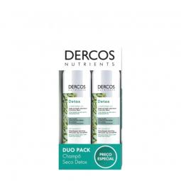 Vichy Dercos Nutrients Detox Champô Seco Duo Preço Especial - 2 x 150ml - comprar Vichy Dercos Nutrients Detox Champô Seco Du...
