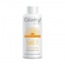 Caladryl Derma Sun Loção SPF 50+ - 200ml - comprar Caladryl Derma Sun Loção SPF 50+ - 200ml online - Farmácia Barreiros - far...
