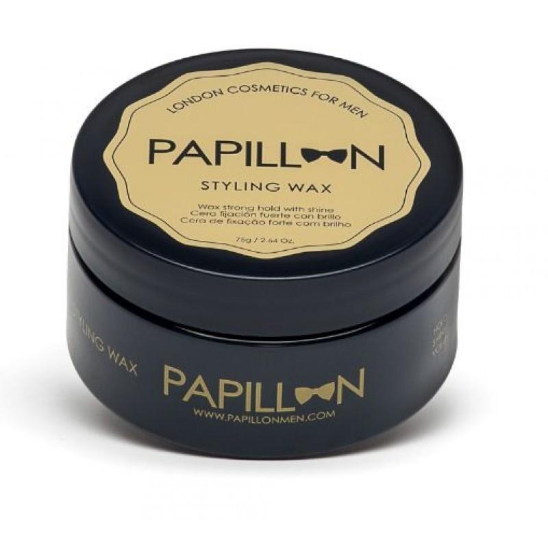 Papillon Styling Wax Cera Fixação - 75 g - comprar Papillon Styling Wax Cera Fixação - 75 g online - Farmácia Barreiros - far...