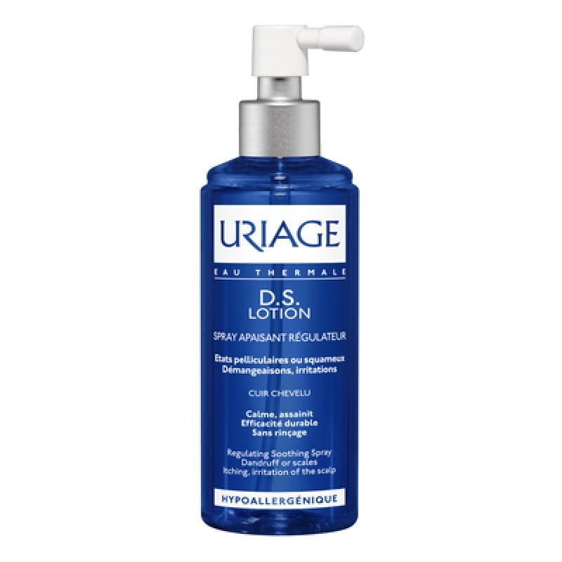 Uriage D.S. Lotion - 100 mL - comprar Uriage D.S. Lotion - 100 mL online - Farmácia Barreiros - farmácia de serviço