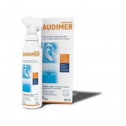 Audimer Solução Isotónica Limpeza - 60ml - comprar Audimer Solução Isotónica Limpeza - 60ml online - Farmácia Barreiros - far...