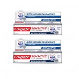 Colgate Sensitice Pro Estra Strength - 2 Embalagens x 75ml - comprar Colgate Sensitice Pro Estra Strength - 2 Embalagens x 75...